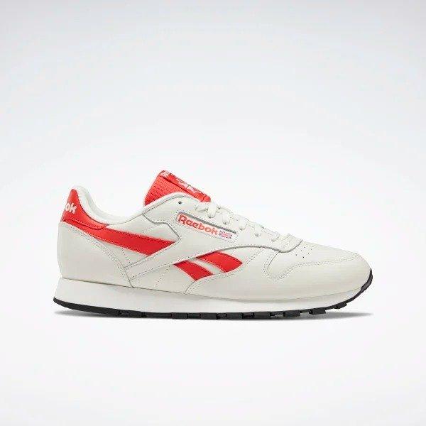 Classic 皮质复古运动鞋
