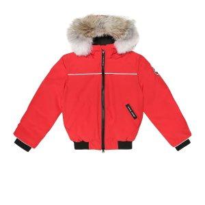 Canada Goose加币约$476Grizzly 羽绒服