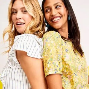 Today Only: Tees From $530% Off Your Order @Old Navy
