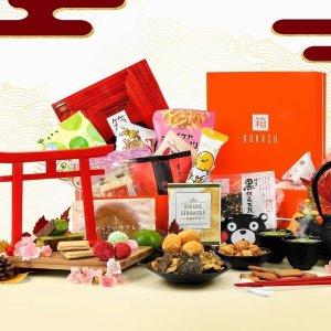 首月7折 低至$34.95最后一天:Bokksu 和风零食订阅礼盒限时优惠