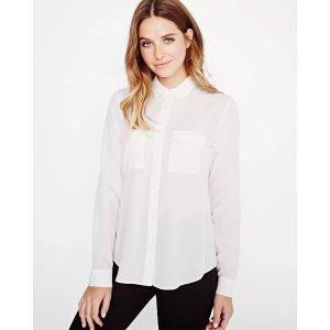 百搭白衬衫