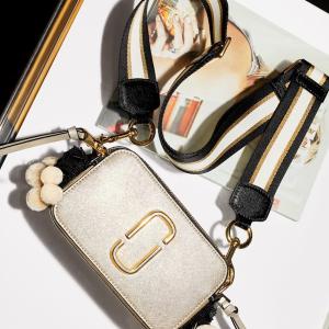 6折 $300+收新款相机包Marc Jacobs 精选春夏美包热卖