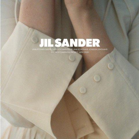 低至3.5折 水桶包$500+Jil Sander 品牌专场 极简且高级 收绝美香槟色腋下包