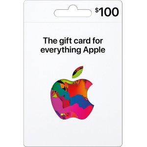 额外送免费 $10 Target 礼卡活动延长:新版 Apple 礼卡 $100 面值, 线下+线上+软件商店通用