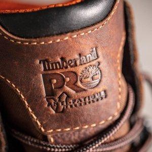 现价$89.95(原价$110) 男人的梦想鞋Timberland PRO 男士6孔功能鞋 多色可选