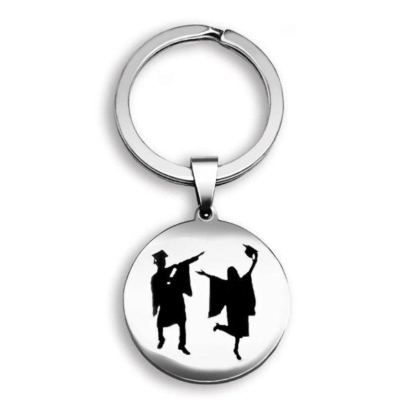 毕业纪念钥匙链
