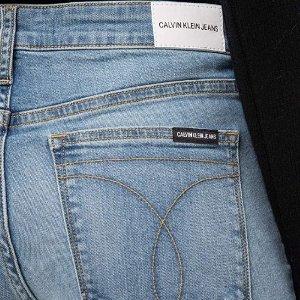 Calvin Klein Women's Mid Rise Skinny Fit Jeans @Amazon.com