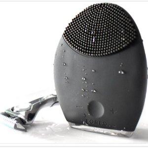 多档清洁模式,舒缓按摩还能让剃须更顺滑比黑五低:FOREO男士洁面仪史低5折全球免邮 原价129欧,折后64.5欧