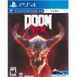 DOOM VFR - Bethesda - PlayStation 4 VR