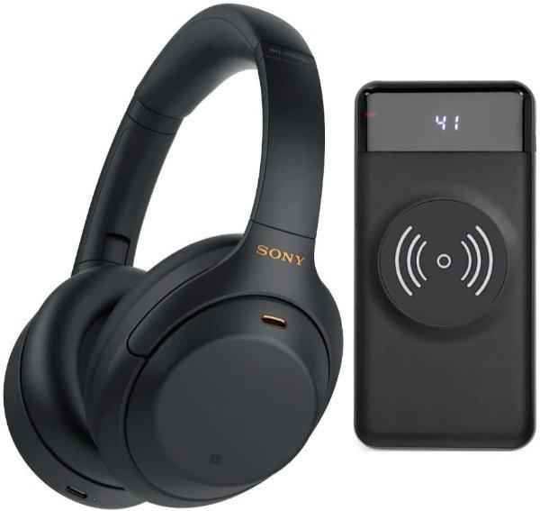 WH-1000XM4 全新旗舰降噪耳机 + 无线充电宝套装