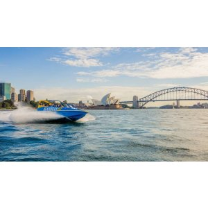 Jet Boat Harbour Adventure - 35 Minutes 2人