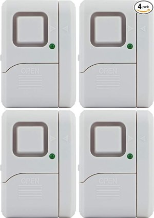 GE Personal Security Alarm