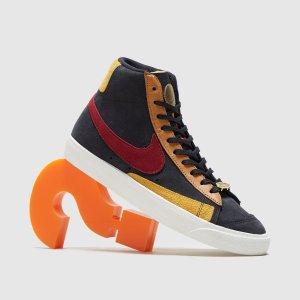 Nike断货超快 拼手速Blazer Mid 77 高帮板鞋
