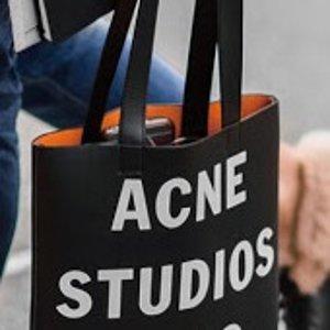 低至5折 包税Acne Studios 专场 多款百搭LogoT恤$161起 收Oversize衬衫