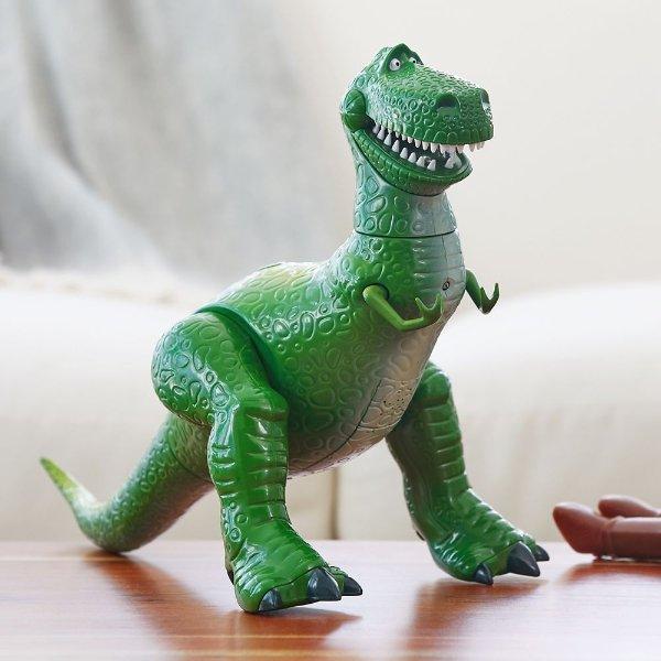 Rex 可发生互动玩偶