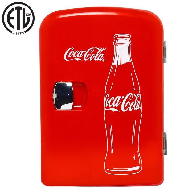 可口可乐迷你小冰箱