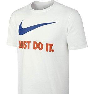 $12.50起(原价$25)Nike 经典Logo款男子运动T恤 多色可选