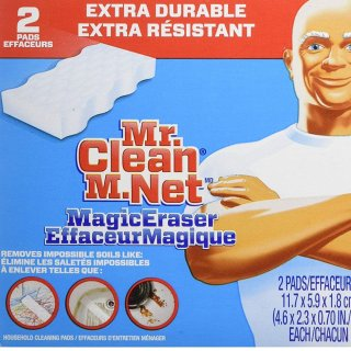 $0.99Mr. Clean Extra Power Magic Eraser, 2 ct