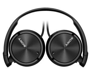 $47.88(原价$79.95)+ 包邮Sony MDRZX110 头戴式立体声降噪耳机