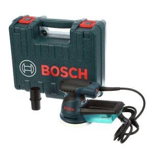 Bosch 2.5 Amp 5 in. Corded Variable Speed Random Orbital Sander/Polisher Kit