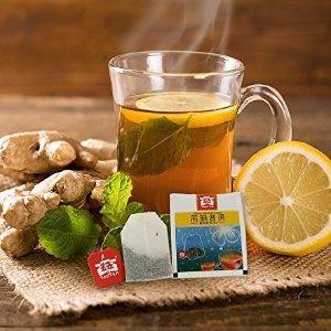 TAETEA茉莉普洱茶包25袋