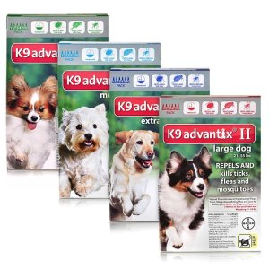 K9 Advantix IIfor Dogs