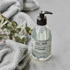 EcookingVegan shower gel | Mild and gentle soap - Ecooking.com