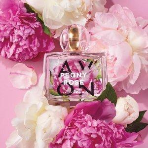 Avon玫瑰香水