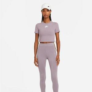 折扣区5折起 断码快!Nike 香芋紫专区 运动上衣、春夏款卫衣、运动鞋履上新