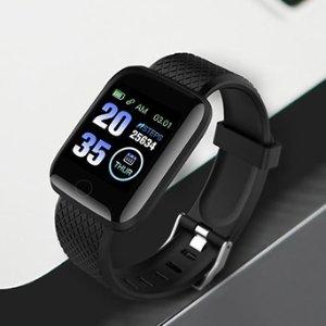 $11.28(价值$85)团购:智能运动手表 防水 带心率监测 五色可选