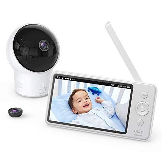 宝宝监控摄像头