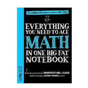 $8.03 & UpThe Complete Middle School Study Guide (Big Fat Notebooks)
