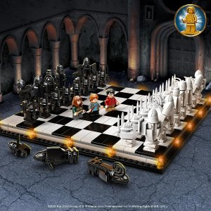 LegoComing soon on 6/1Hogwarts™ Wizard's Chess 76392 | Harry Potter™ | Buy online at the Official LEGO® Shop US
