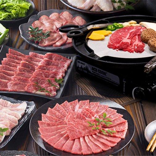 烧肉庄园 顶级烤肉配送(洛杉矶地区)