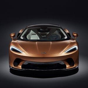号称最实用的超级跑车豪车共赏 售价仅21万美元的 McLaren GT 新鲜发布