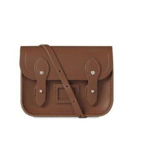 The Cambridge Satchel CompanyTiny Satchel in Leather - Red