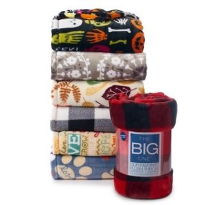 $16.99The Big One Supersoft Plush Throw
