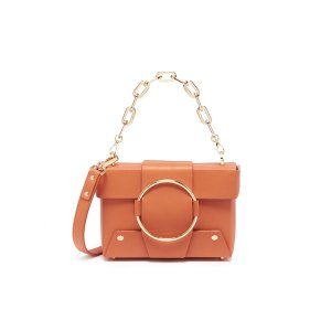 YuzefiSpend $480 Get a $50 shopping voucher 'Asher' oversized ring leather camera box bag