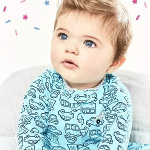 From $7 + Fun CashSelect sleep&play、multi-pack bodysuits and little character sets doorbuster sale