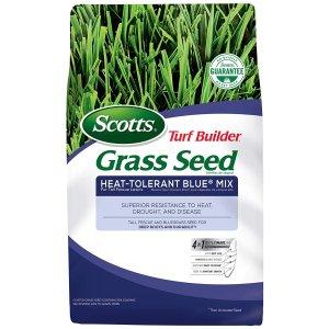 $7.53 (原价$14.99)Scotts 耐热超密集懒人草籽 3磅