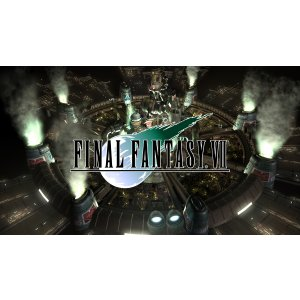 Square Enix最终幻想7 Switch 数字版