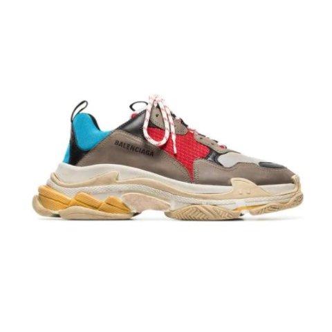 5折起!Track新款£486!Balenciaga 超全大促 各种配色老爹鞋、机车包、腰带袜靴等