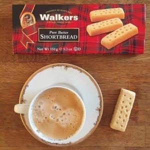 $3.29 英女王也爱的黄油饼Walkers Shortbread 苏格兰混合装黄油饼干 5.3 oz