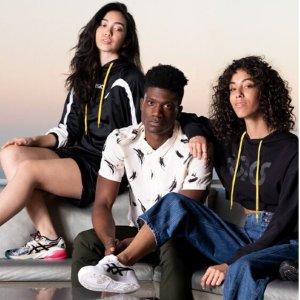 低至3折网络星期一:asics官网 Outlet区大促开启 收专业运动服饰鞋子