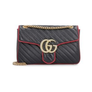 GucciGg Marmont 拼色