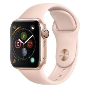Apple Watch Series 4 粉色 40mm GPS 版智能手表