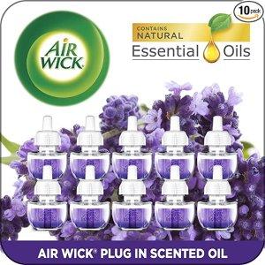 Air Wick首次订阅额外8折薰衣草和洋甘菊替换精油 10个装