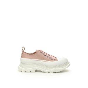 Alexander McQueenTREAD SLEEK 新款小白鞋