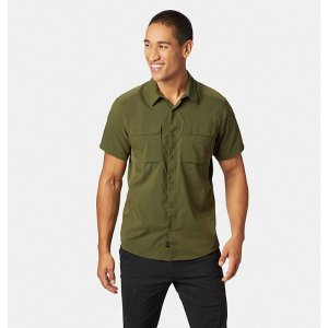 Mountain Hardwear男士衬衫