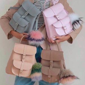 7.5折 收超萌耳朵包限今天:My bag 精选百搭双肩包热卖 北极狐、Grafea也参加